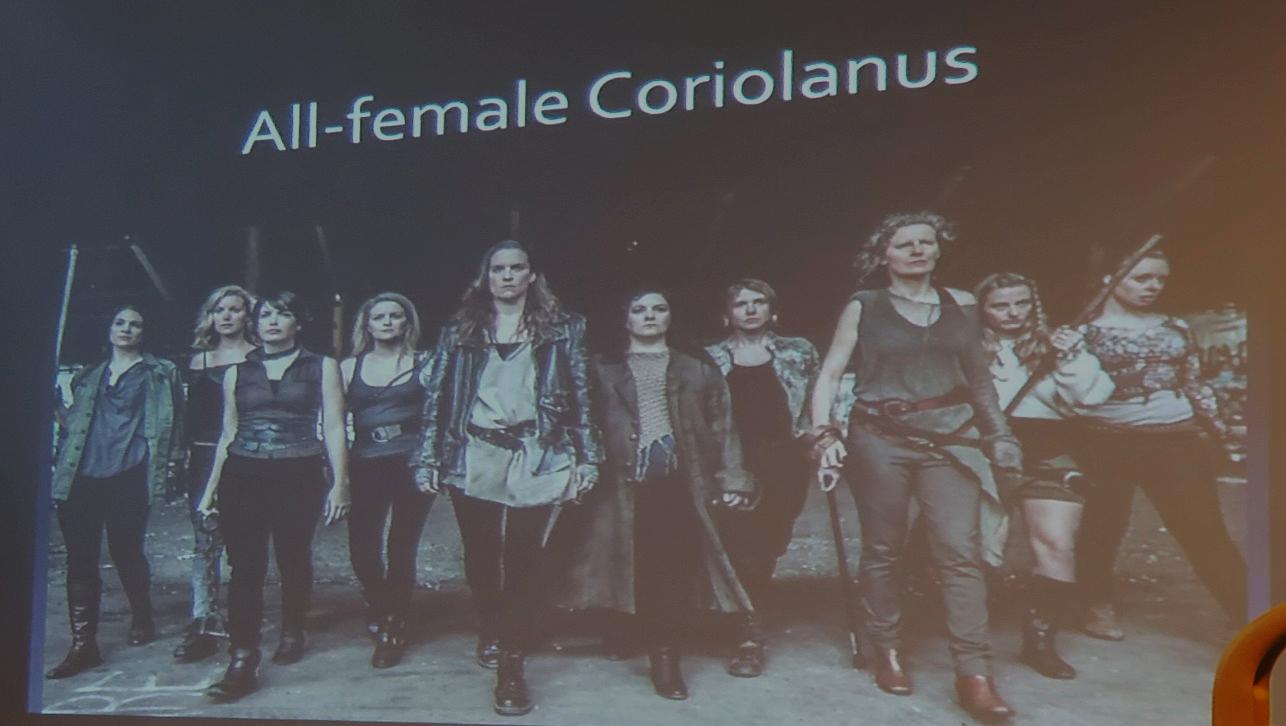 all female